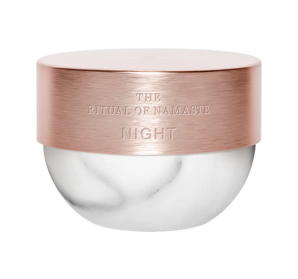 The Ritual of Namaste Anti-Ageing Night Cream